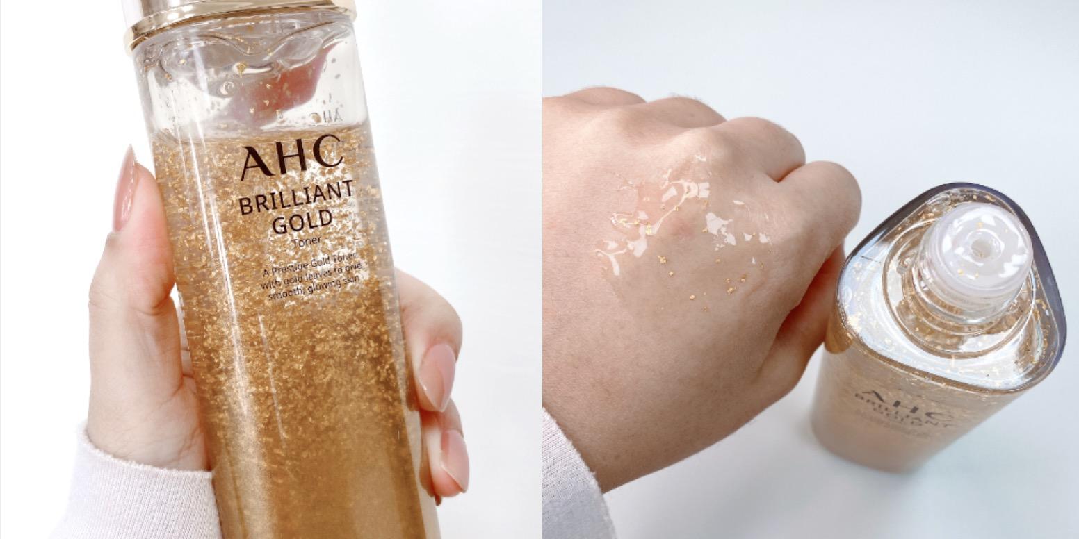 為裸肌接下來的保養程序做前導打底,讓肌膚充滿水分,可以使後續保養品更能被吸收