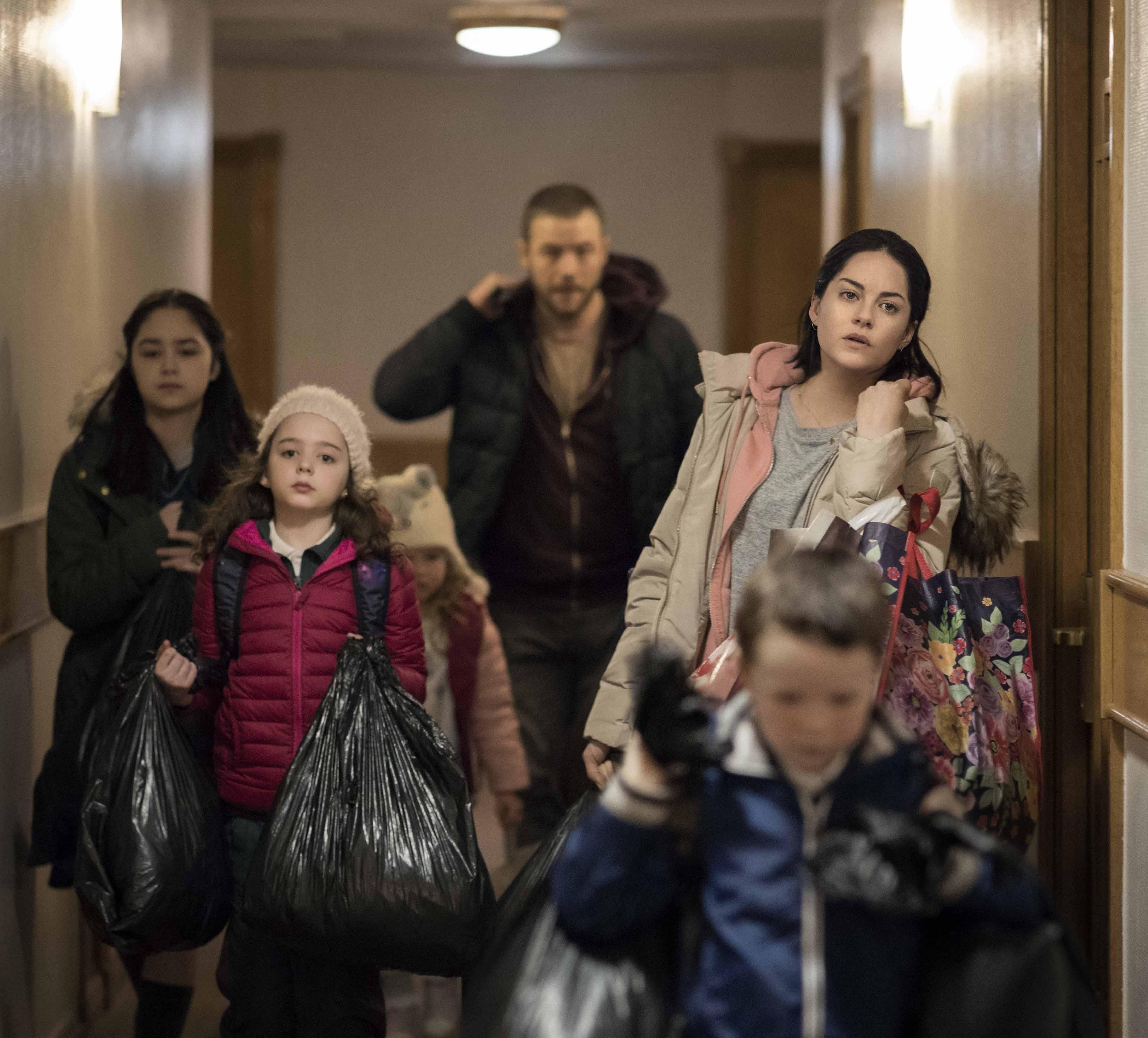 電影結合多起真人真事,直指愛爾蘭居住正義問題