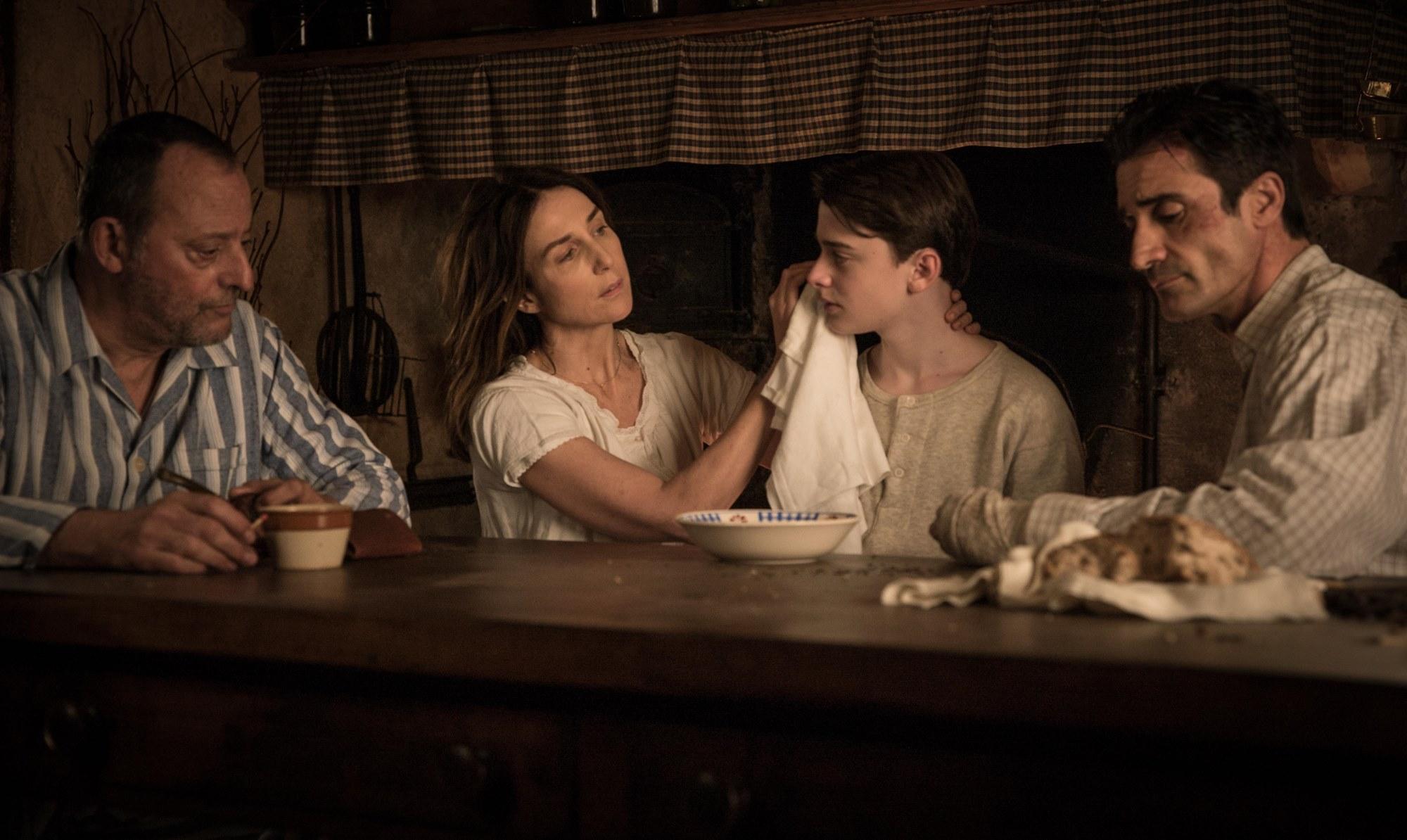 感人電影《安雅的回家路》 彰顯二次大戰戰火下的溫情與勇氣