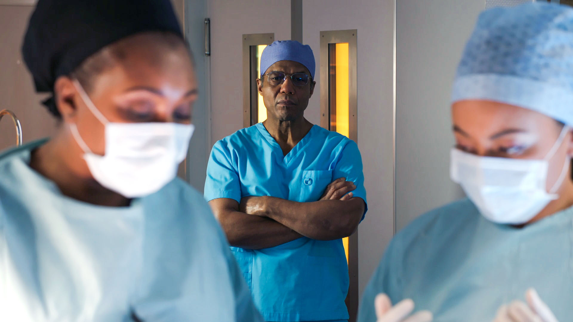 BBC medical drama 'Holby City' will donate masks and other protective equipment to the NHS. (BBC)