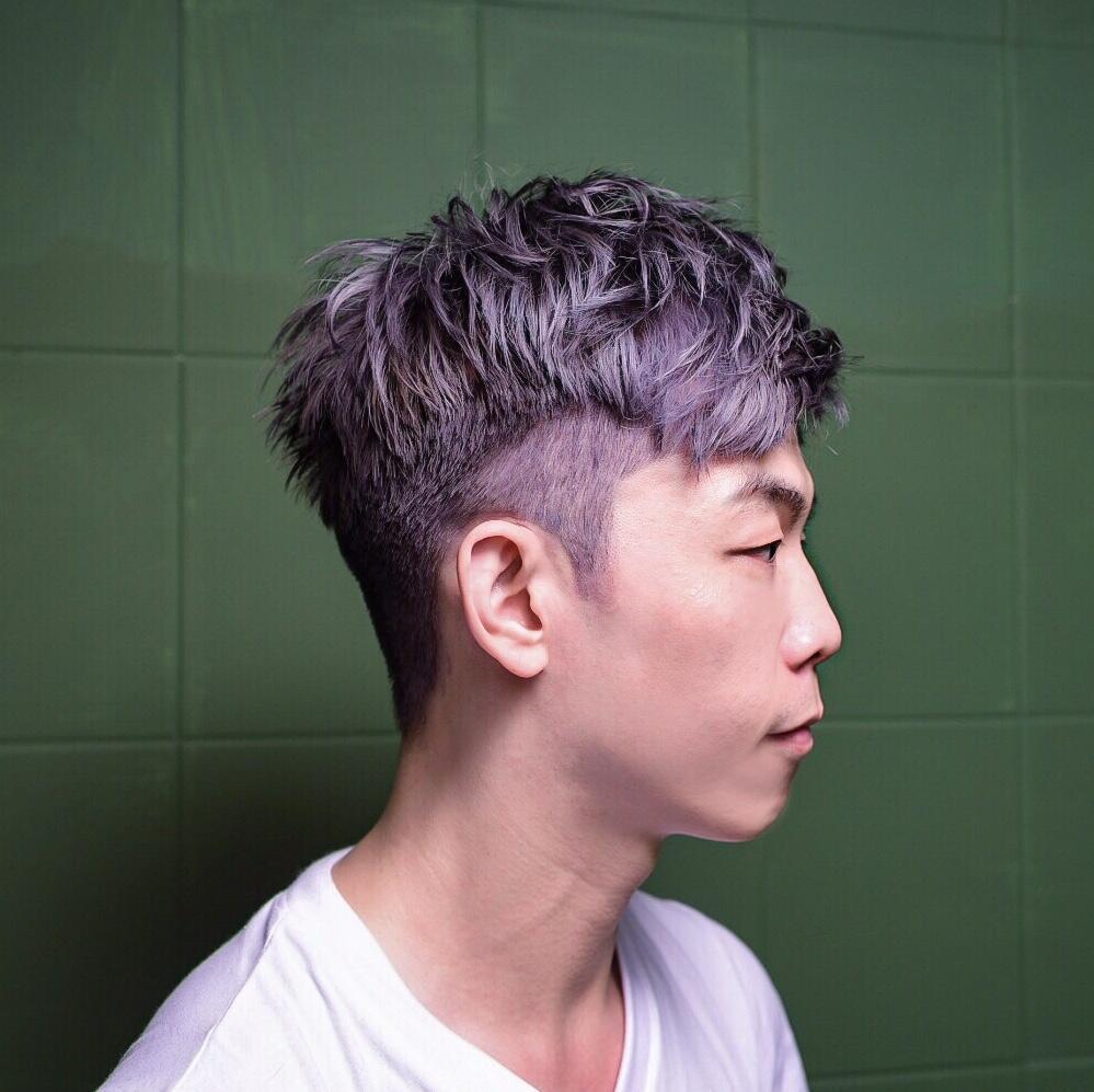 如果喜歡搶眼一點,加入多一點紫色調絕對不能錯過!