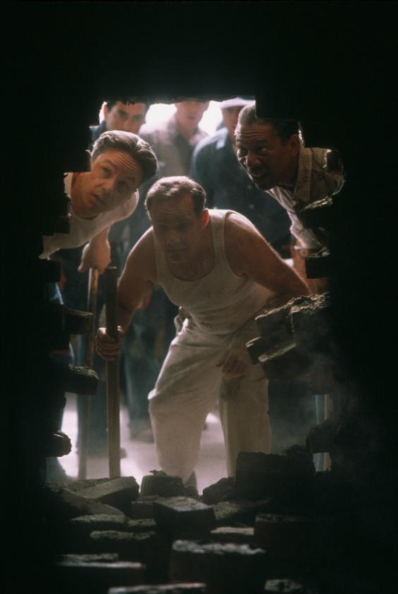 奧斯卡金像獎得主提姆羅賓斯、摩根費里曼聯手主演的電影《刺激1995》重返大銀幕