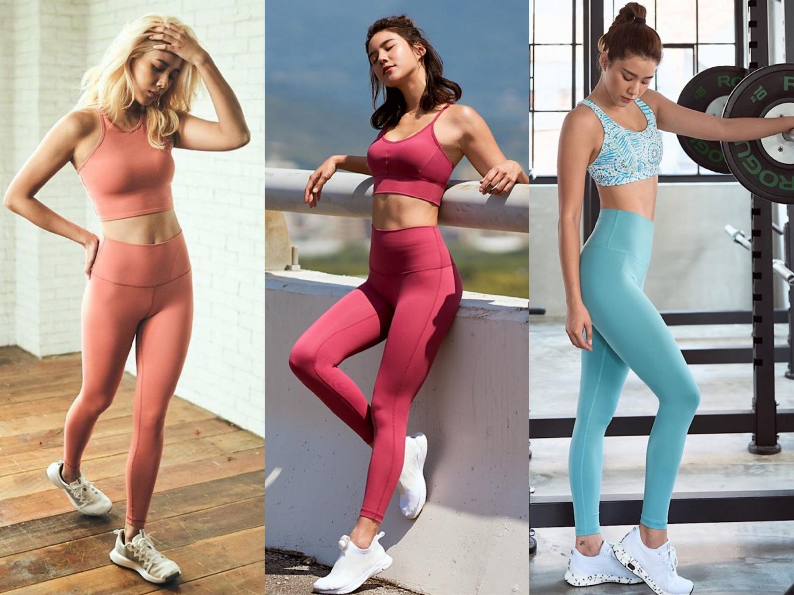 《VCstyle》推出的女性運動內衣在Dcard討論度超高,被定位為中價位高CP值、小資女的最愛牌