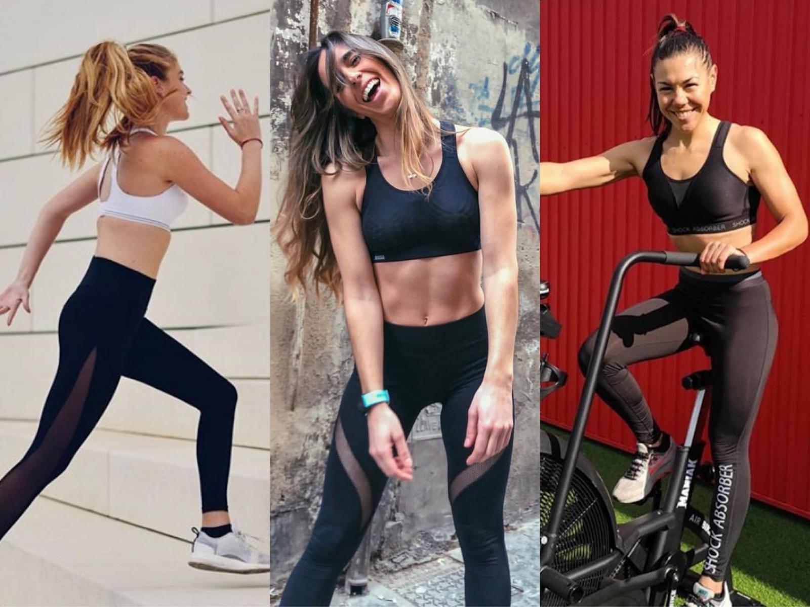 主打其運動內衣能「有效減少乳房74%的晃動」,大幅降低女性在運動時因胸部晃動而產生的不便
