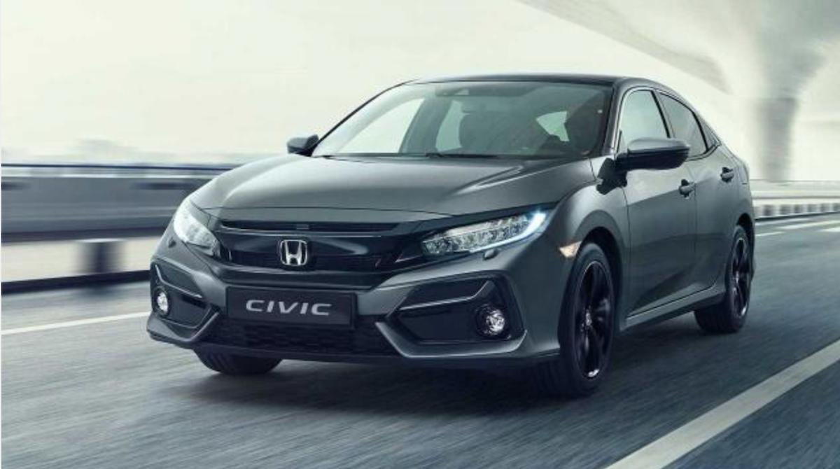 Civic 有望出現 PHEV 插電式混合動力車型。