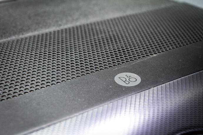 影音娛樂科技導入B&O的12支揚聲器,而在後車廂也提供一組重低音的配置。