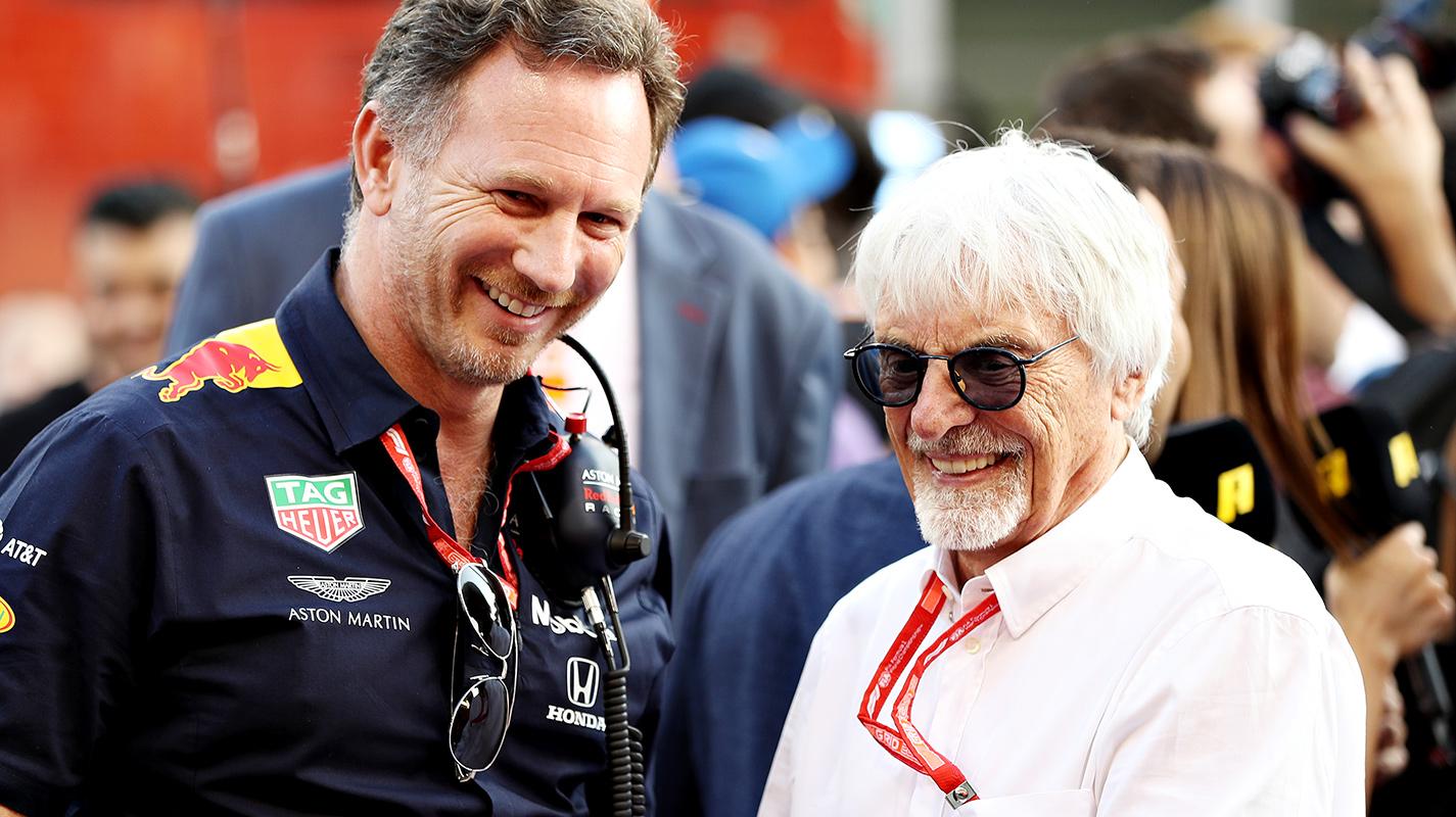 如果F1還由他掌管Ecclestone會放棄2020賽季