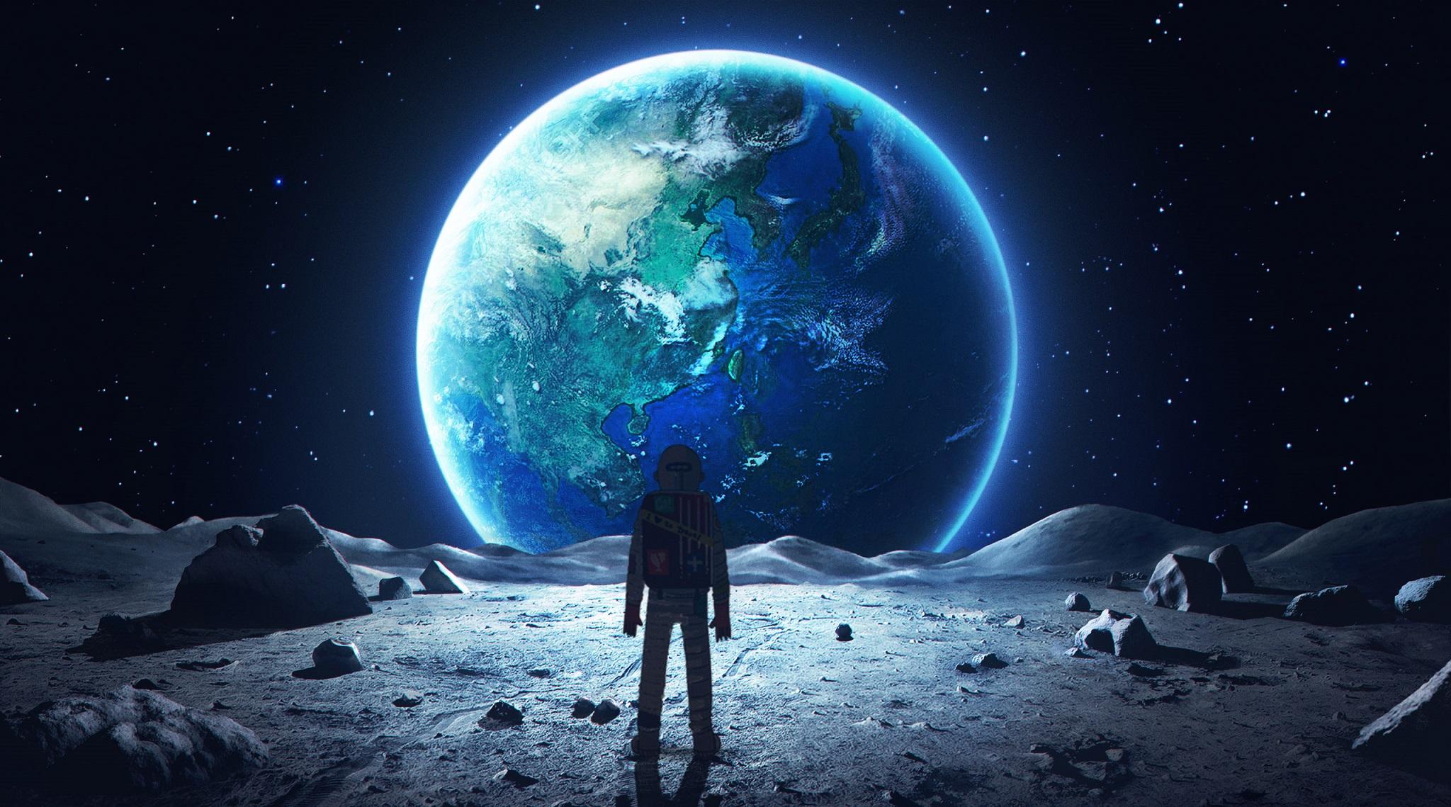 金馬得主徐漢強VR新作《星際大騙局 之 登月計畫》奇幻影展世界首映