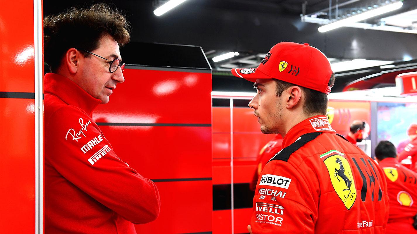 爭取開幕站冠軍Ferrari賽車不夠快
