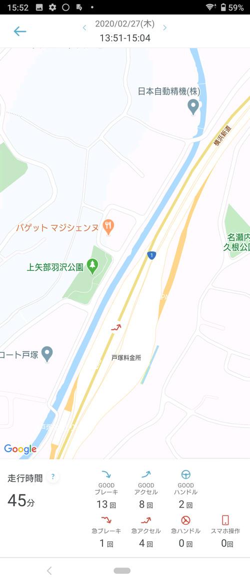 good drive