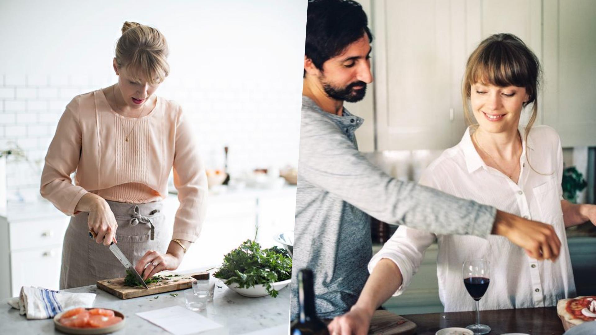 防疫期間宅在家,不如自己做快速方便的懶人料理吧!