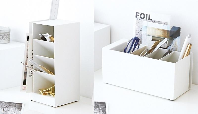 ▲斜面隔板設計,拿東西變得更方便,小物件也不會掉入深淵挖不到。(圖片來源:Yahoo購物中心)
