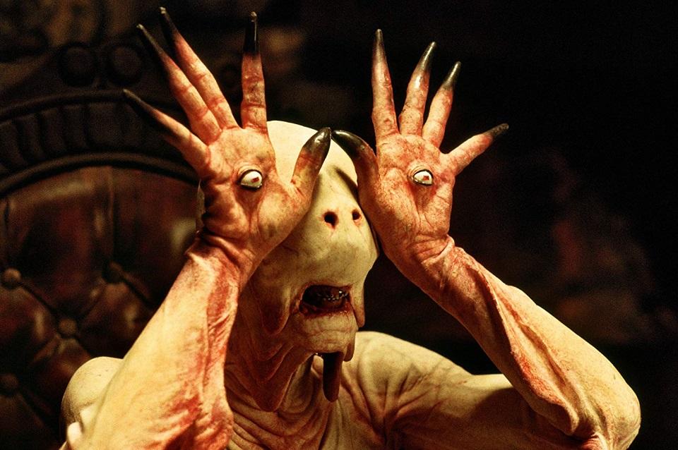 不寒而慄的怪物容貌讓觀眾們大呼「留下童年陰影」