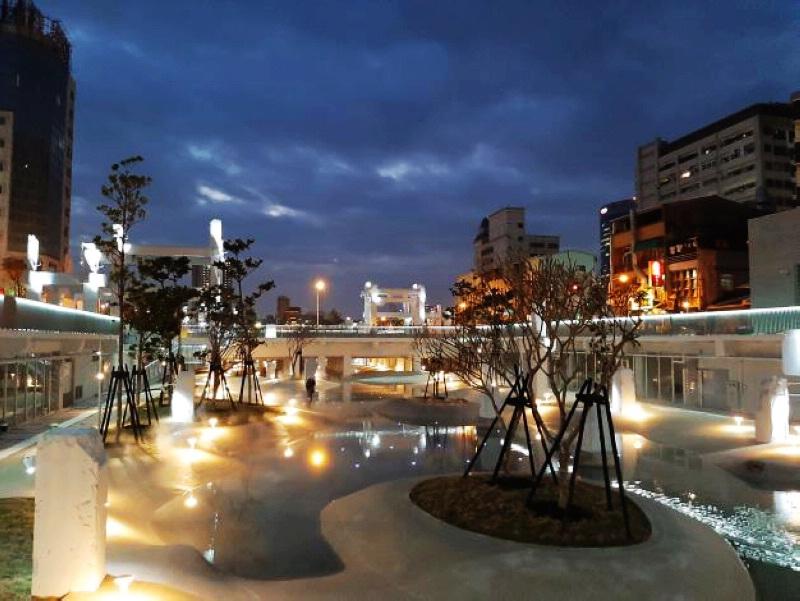 河樂廣場(圖片來源:台南旅遊網)