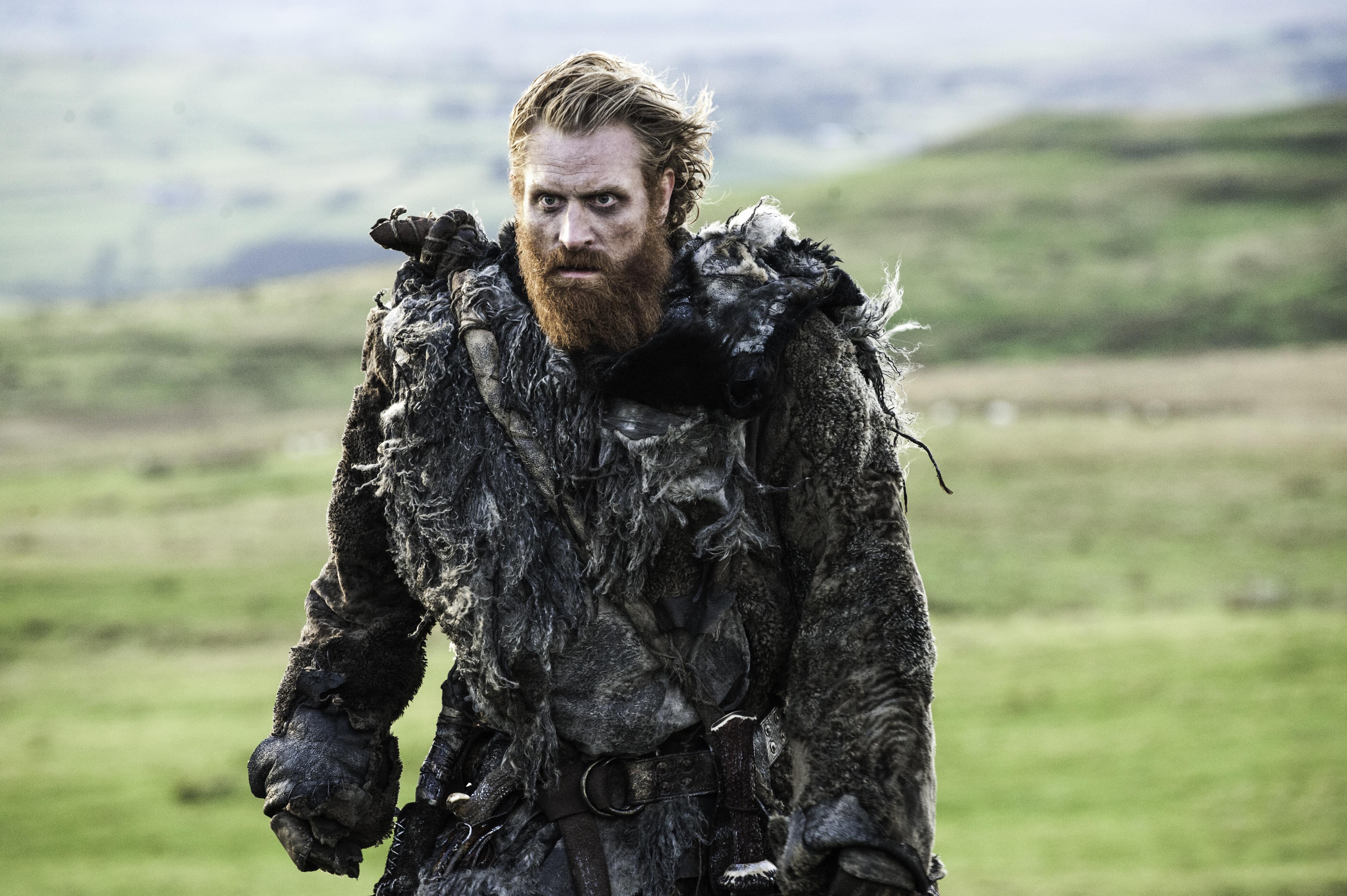GOT star Kristofer Hivju has revealed he was coronavirus. (HBO)