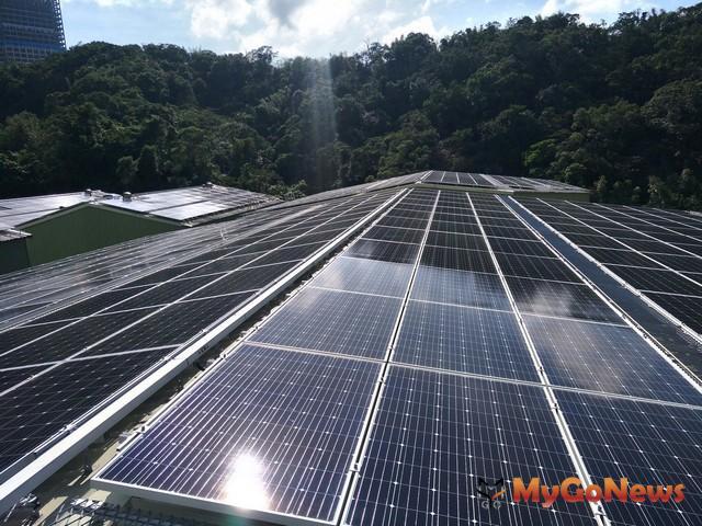 ▲高市光電補助1,500萬 建物屋頂種綠電也能賺綠金