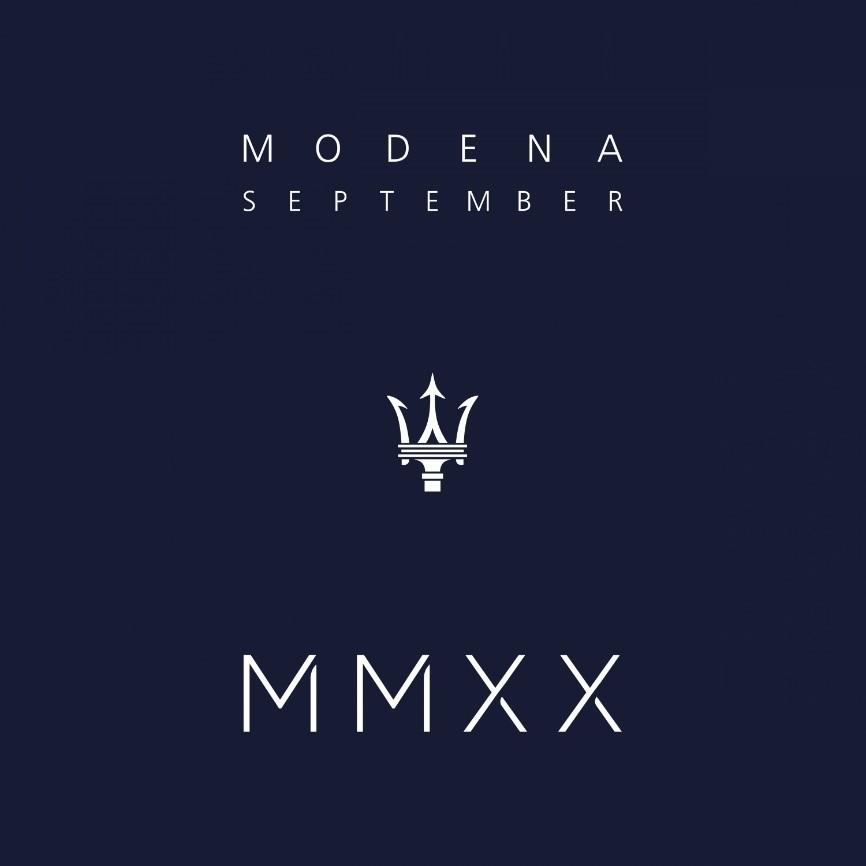 MMXX:駛向未來全新篇章 Maserati宣佈新世代超跑MC20全球發表會將延至9月舉辦