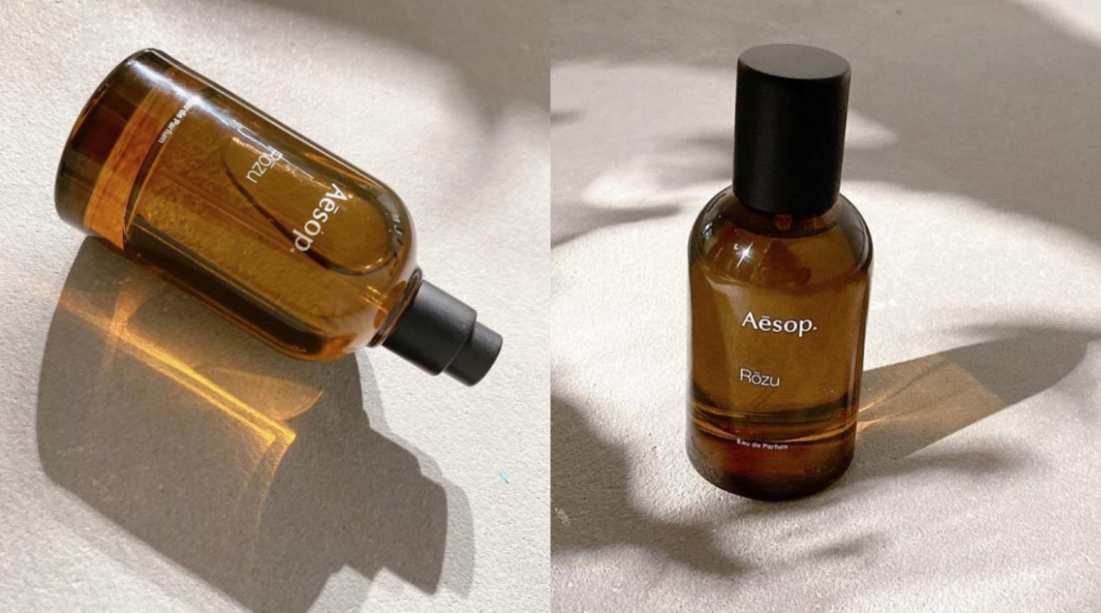 Rōzu 馥香水有著玫瑰花香結合煙燻調、檀香、深具土壤氣息