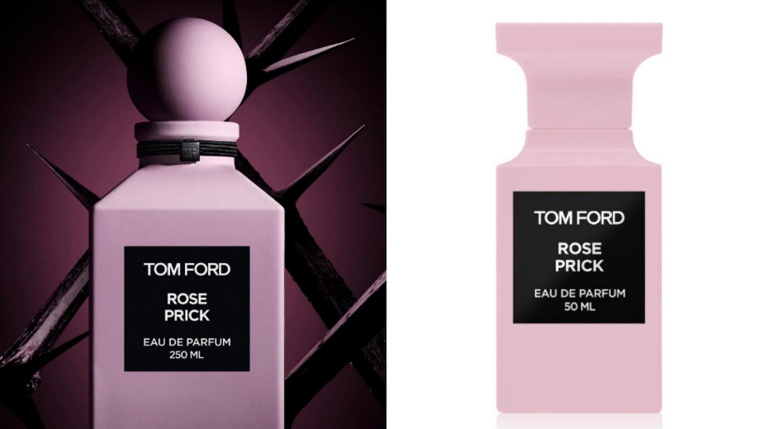 「TOM FORD 私人調香系列 禁忌玫瑰」,是一款具有多種玫瑰氛圍的香調,也是令人想要駕馭的玫瑰香調