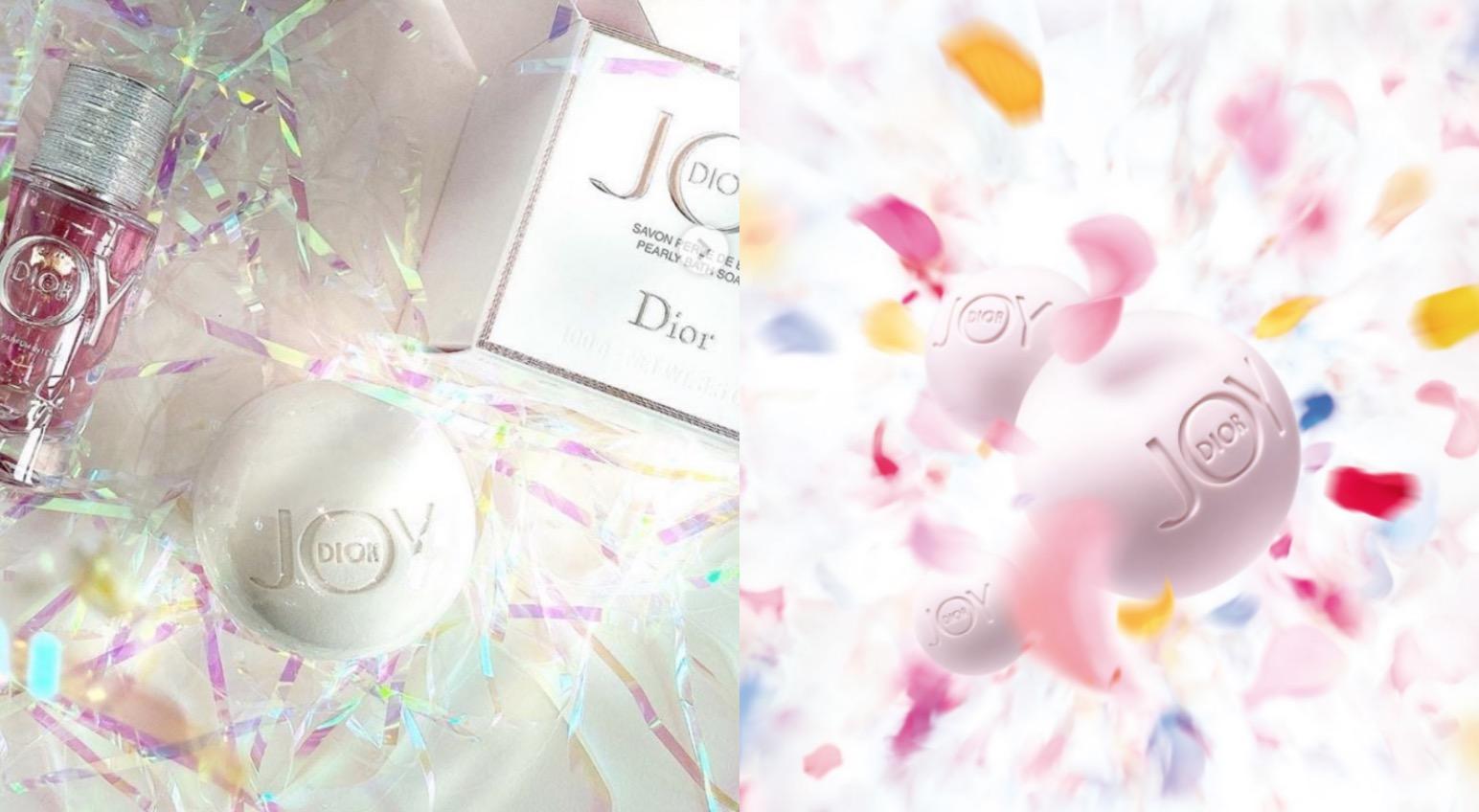 同步推出全新香氛沐浴皂,外型宛如粉紅珍珠般圓潤、純淨、柔滑,精巧細緻讓人愛不釋手。