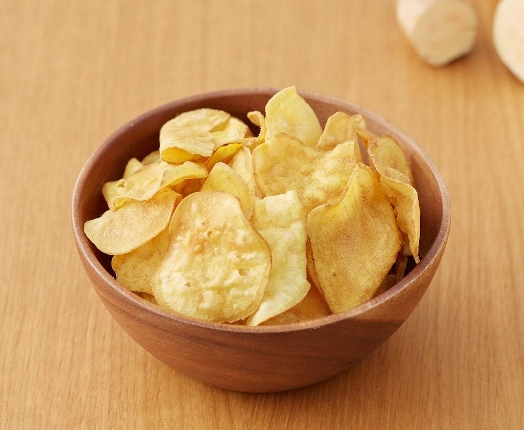 今年春夏將推出完全由台灣在地開發的薯片與爆米花,分別選用台灣57號番薯與台灣農會改良的爆裂玉米製作而成
