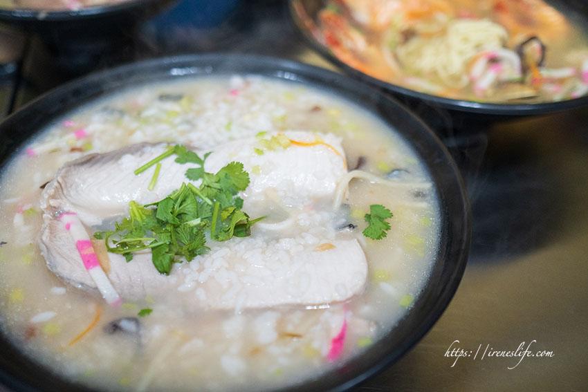金山|柳媽媽海鮮粥麵館