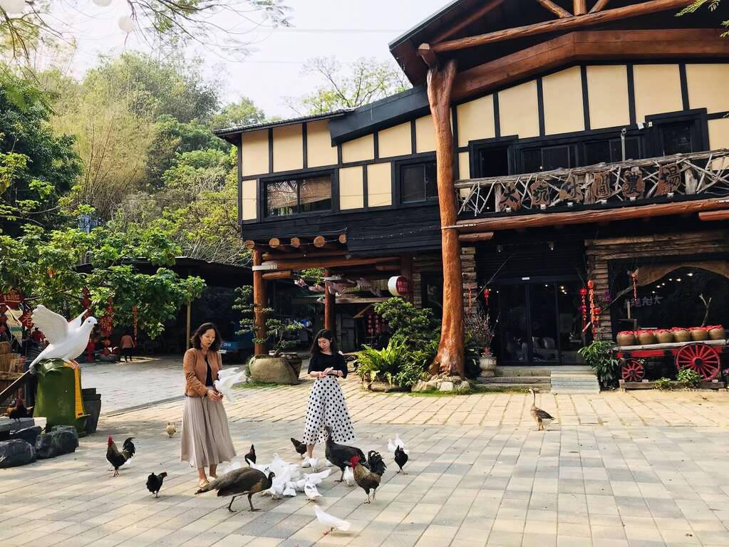 大坑休閒農場(圖片來源:台南市政府)