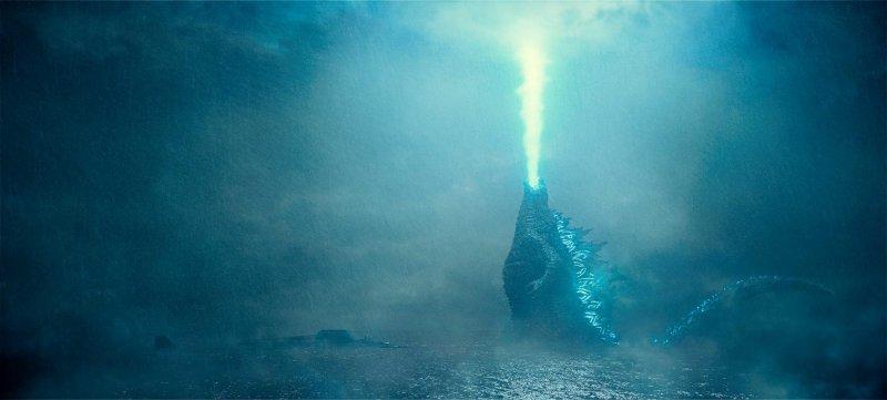 早早拍完的《哥吉拉大戰金剛》要挽救《哥吉拉II怪獸之王》的頹勢