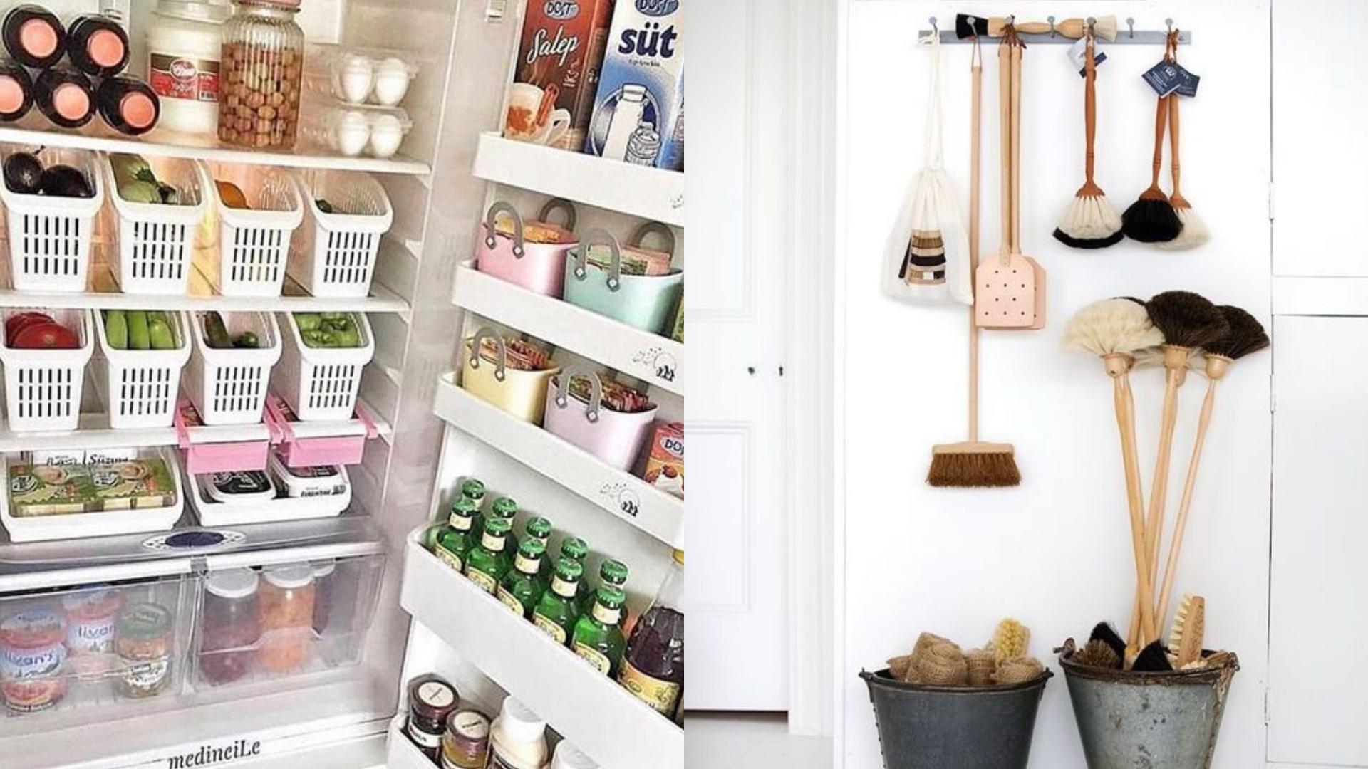 防疫期間把家裡打掃乾淨整個人更清爽也不容易藏污納垢!