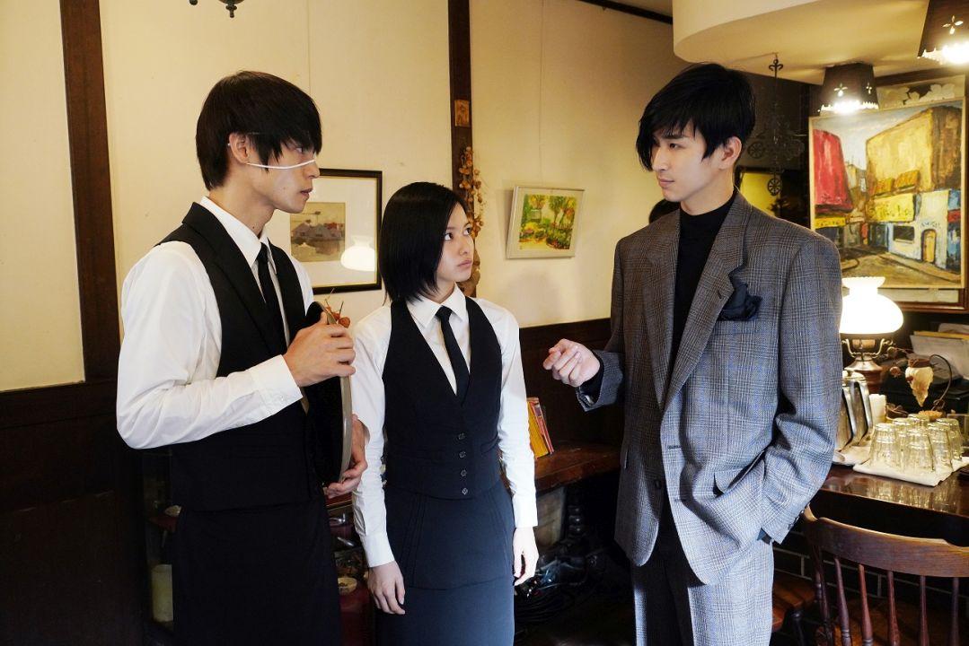 松田翔太劇中為吃窪田正孝而不擇手段