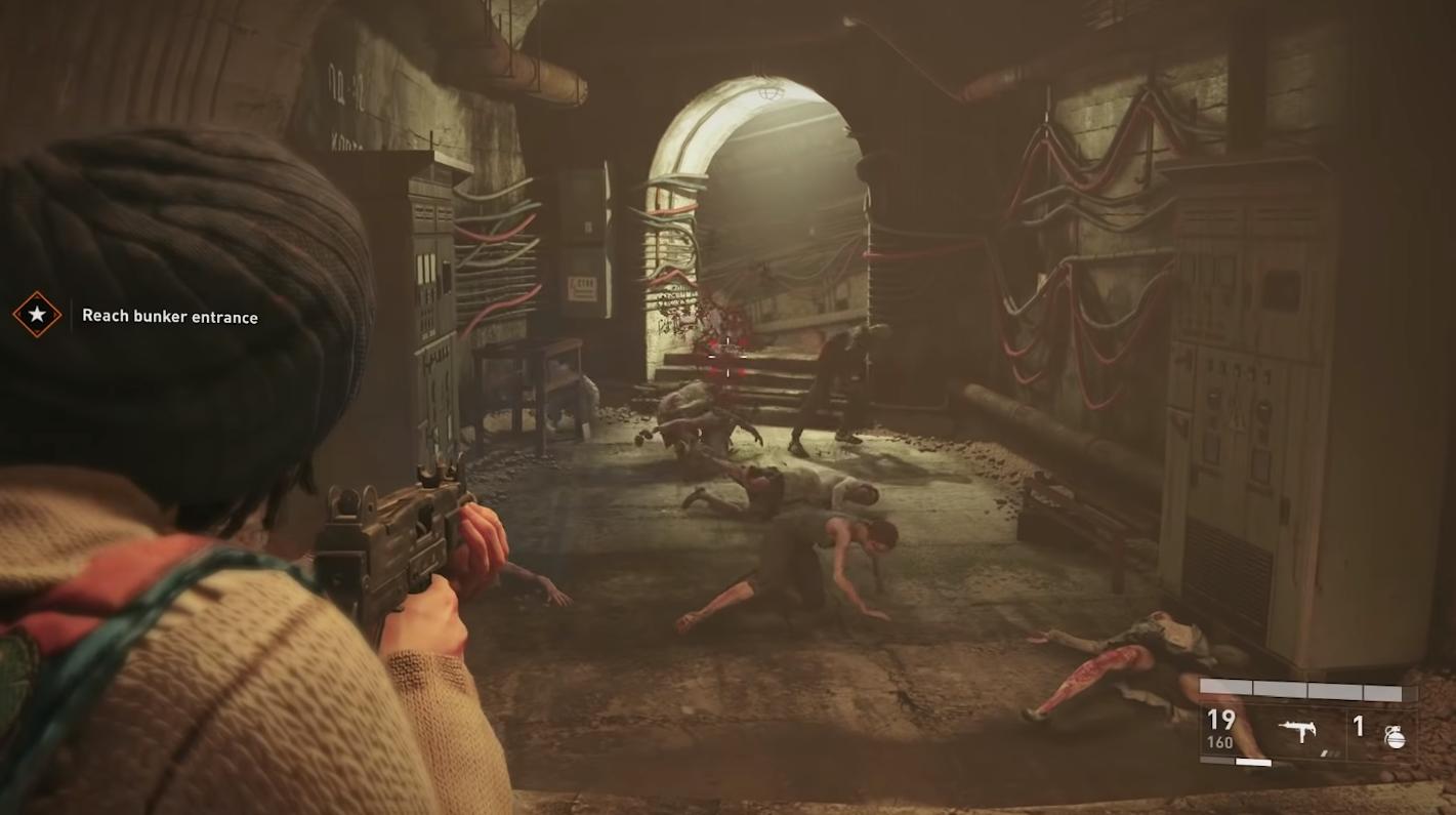 《末日之戰》遊戲畫面