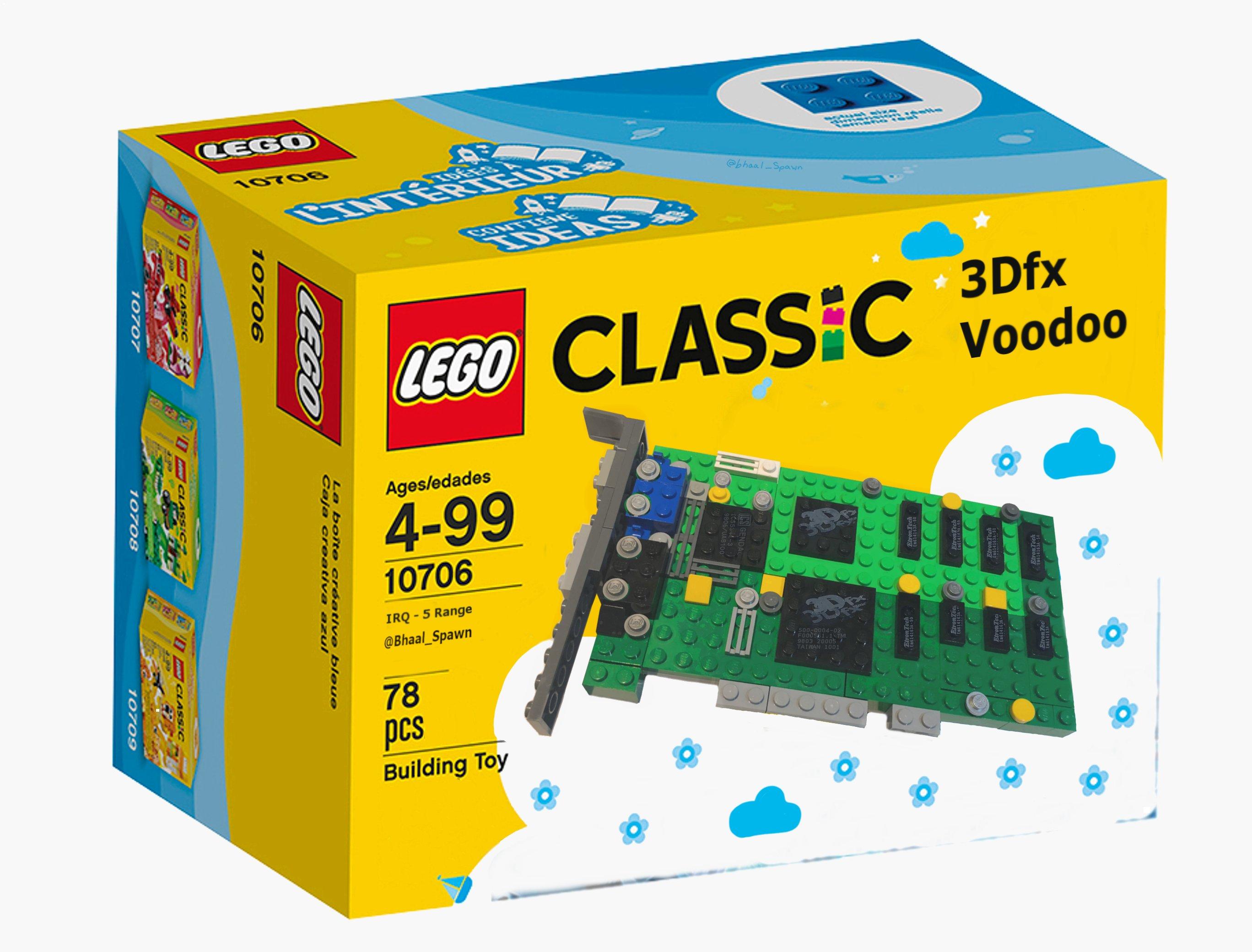 LEGO Ideas 3Dfx