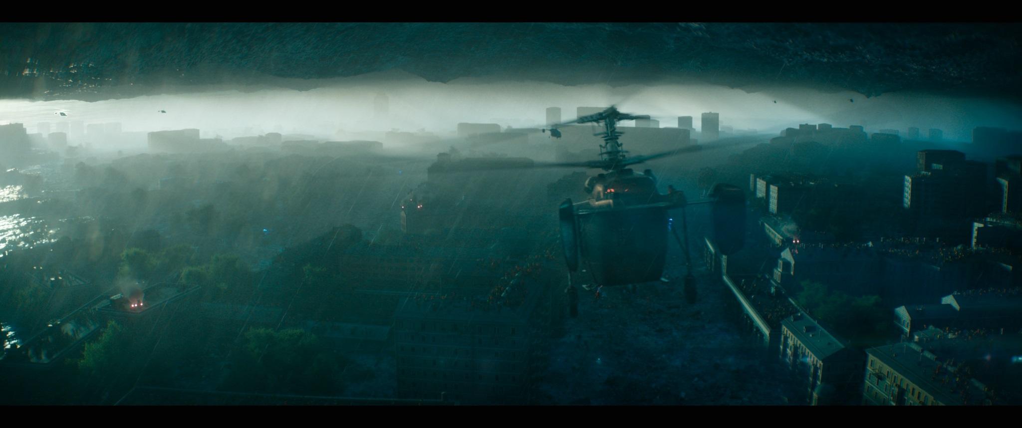 《雙子殺手》特效團隊震撼打造王道科幻災難鉅獻《末日異戰》
