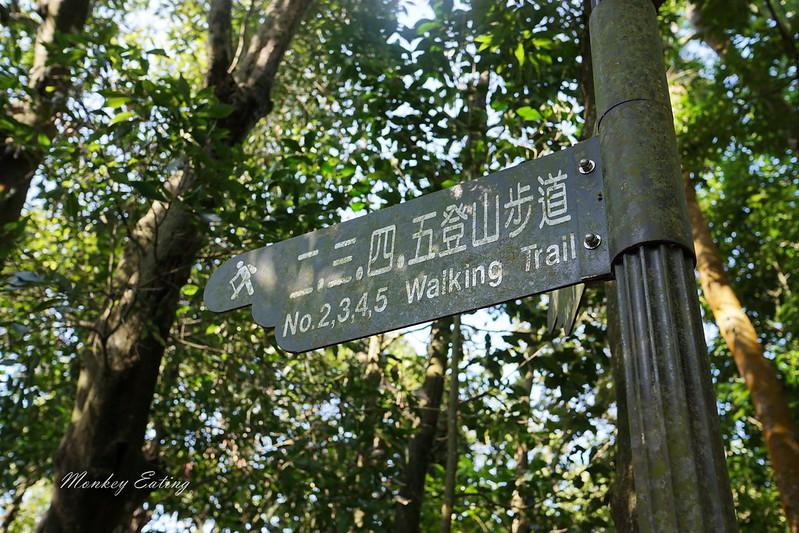 大坑1號登山步道