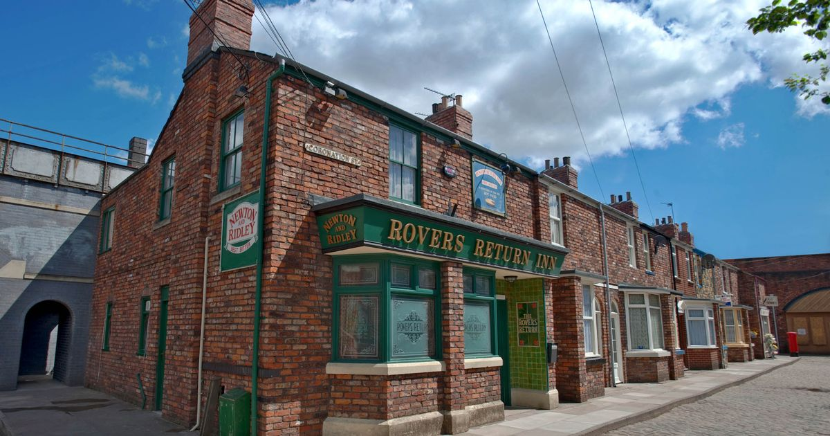 A generic photo of the Rovers Return, the pub in <i>Coronation Street</i>. (ITV)
