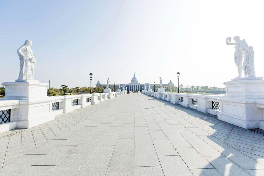 奇美博物館(圖片來源:台南旅遊網)