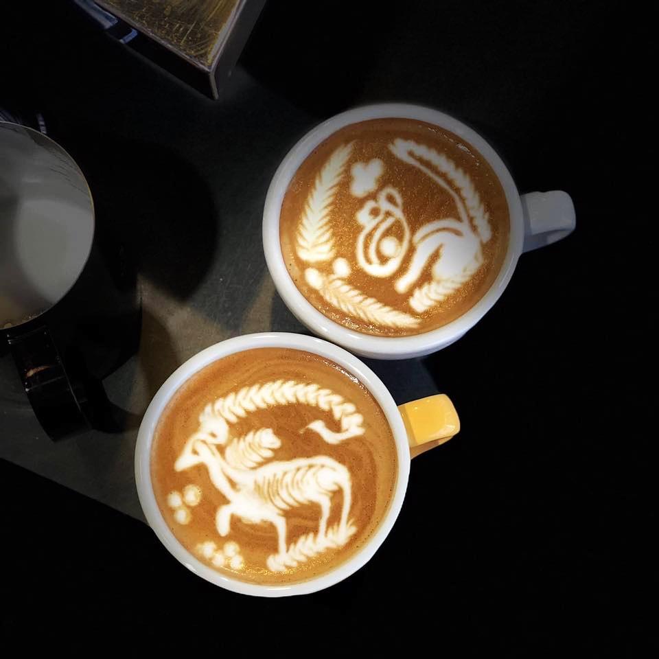 艾咖啡 ALFEE COFFEE(圖片來源:台南艾咖啡 ALFEE Coffee FB)