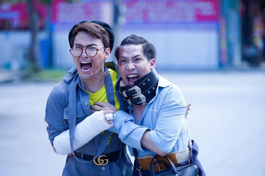 泰国正宗爆笑恐怖喜剧《凄厉人僧》
