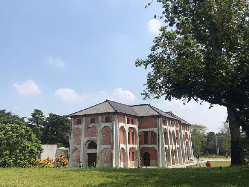 山上花園水道博物館(圖片來源:台南市政府)