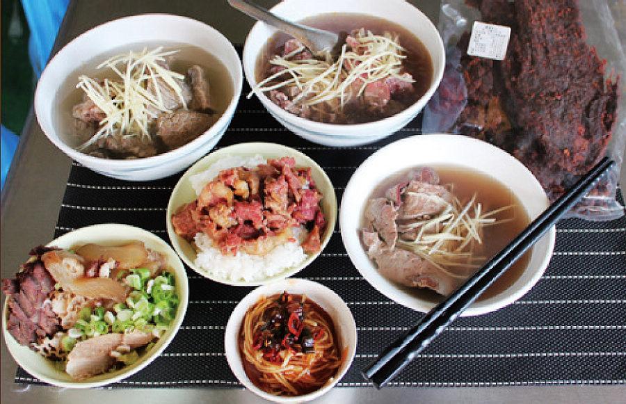 崇德牛肉湯(圖片來源:台南旅遊網)