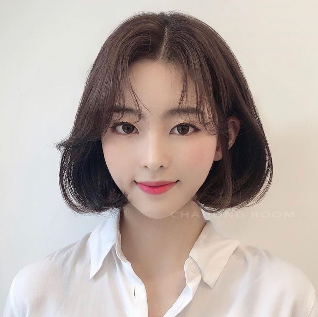 2020最具人氣的韓系短髮