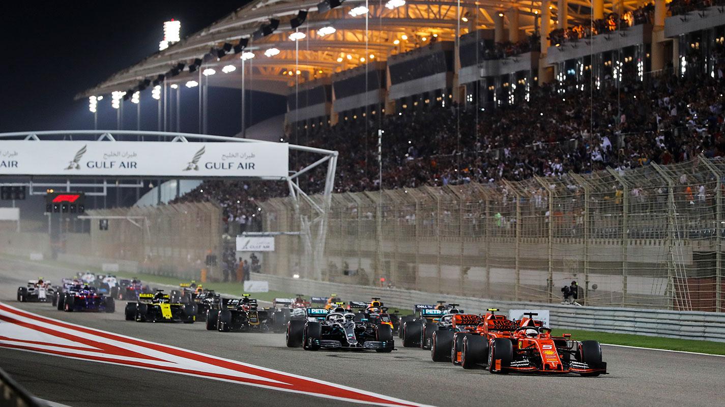 巴林GP將於無觀眾狀態下開跑