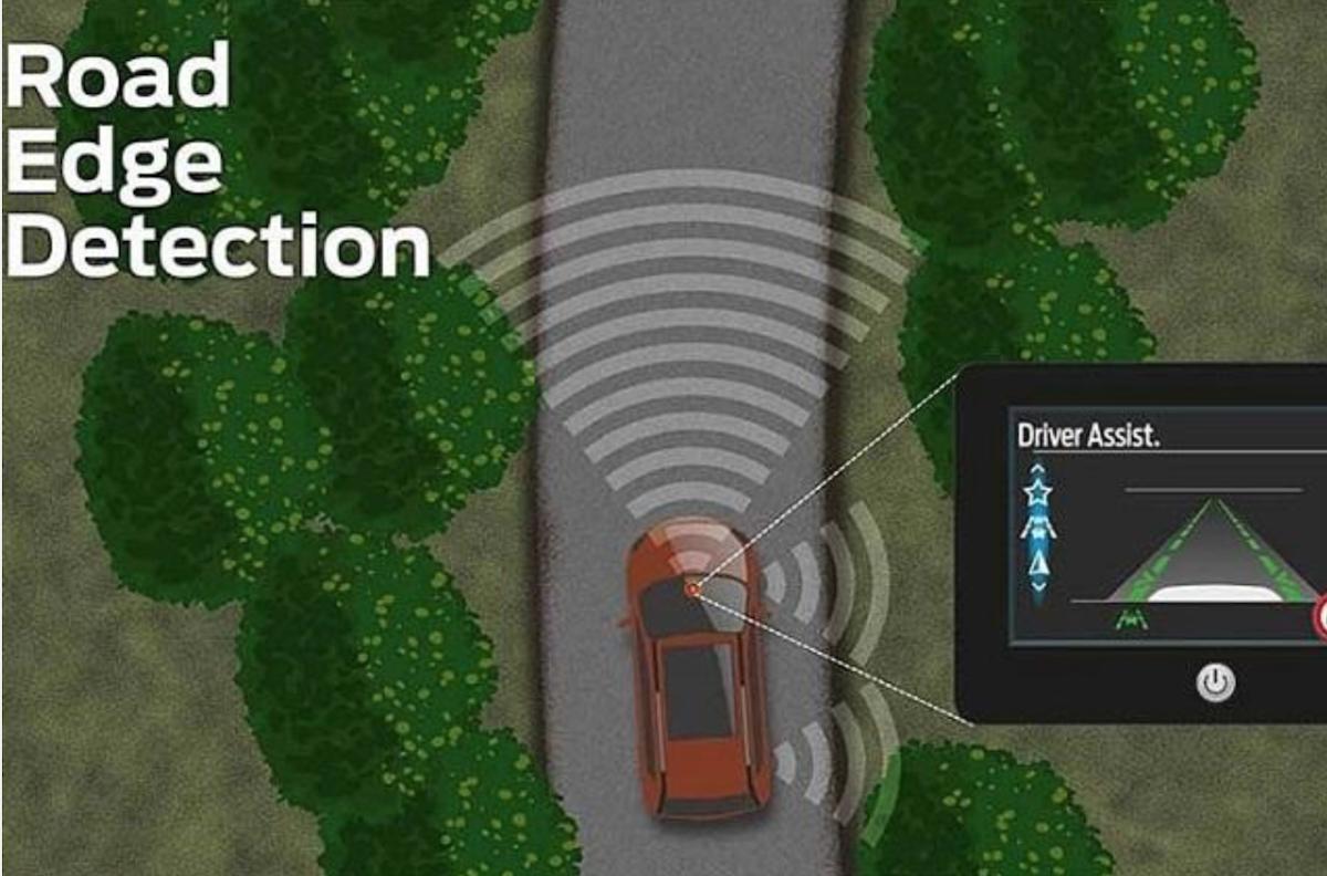 透過方向盤震動與車內警示音,提醒駕駛避免恍神、精神不繼產生交通意外。