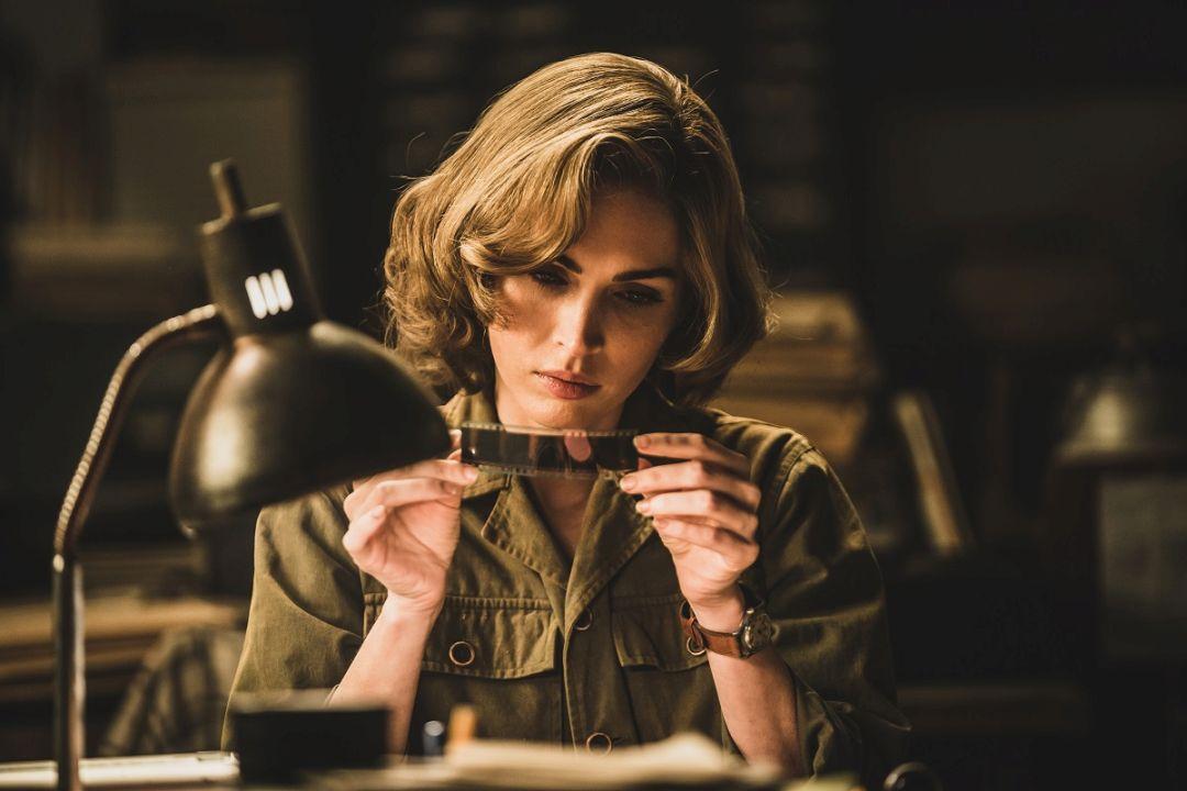 好萊塢女星梅根.福克斯 跨國飾演戰地記者「瑪格麗特.希金斯」一角