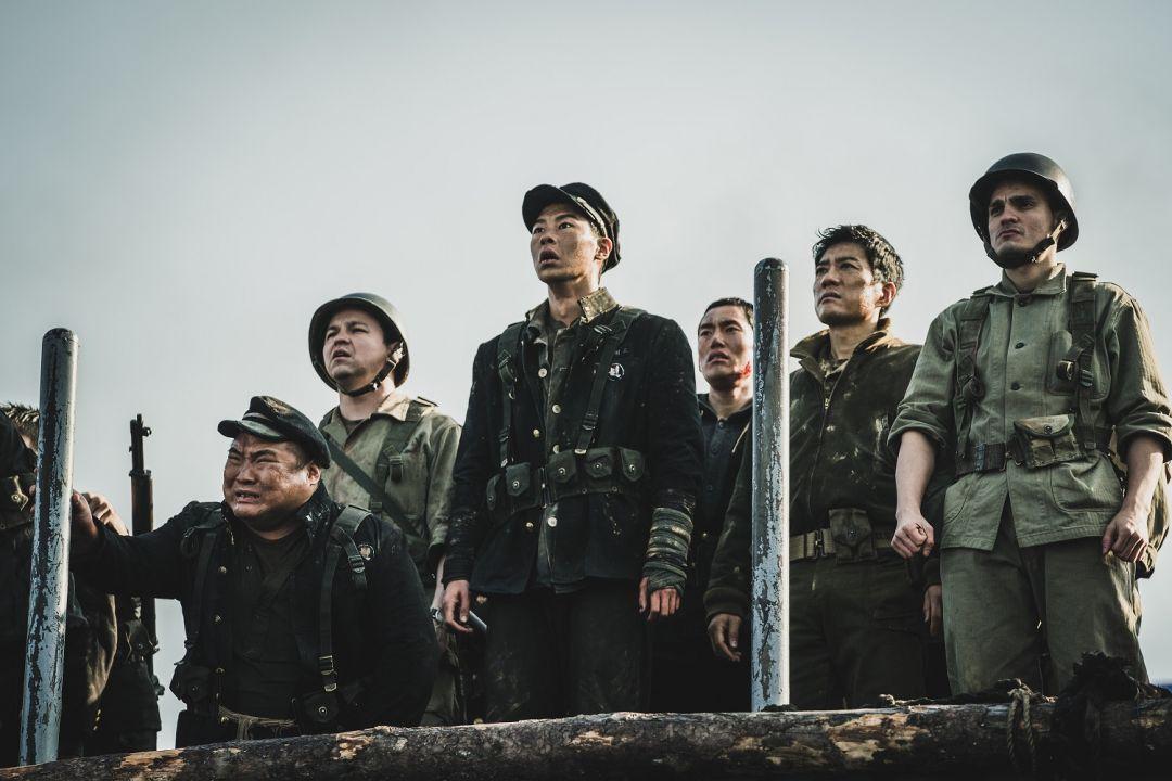 「白經」李宰旭大銀幕出道作扮學生兵