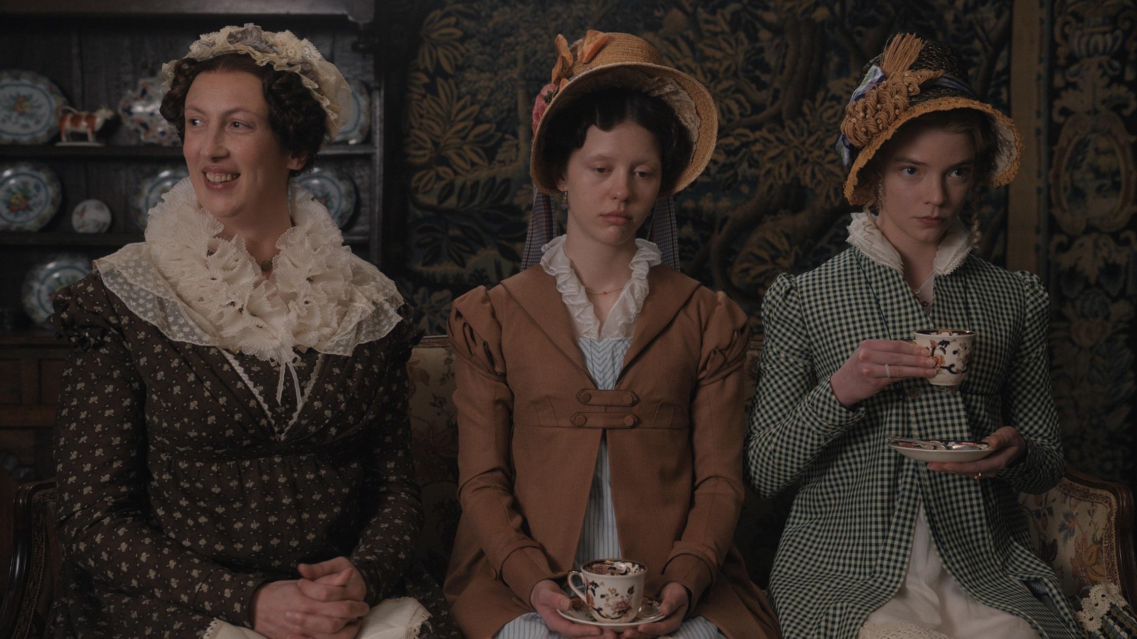 珍奧斯汀愛情喜劇傑作《艾瑪.》 安雅泰勒喬伊才華出眾雀屏中選艾瑪一角