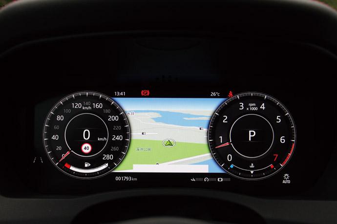 導入12.3吋數位儀表,為車廠新世代家族操作系統。