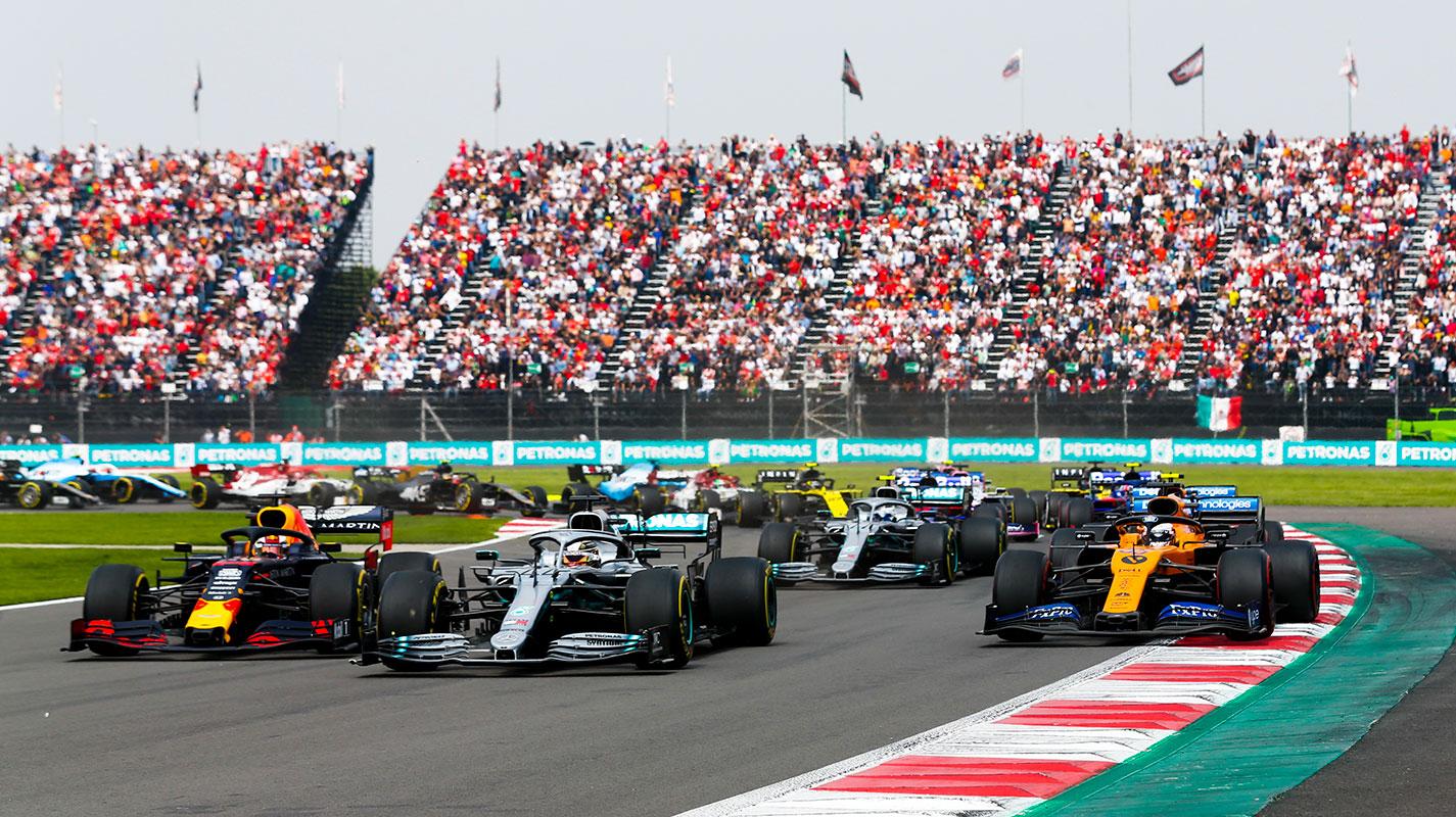 F1車隊禁止於2020年內開發2022年賽車