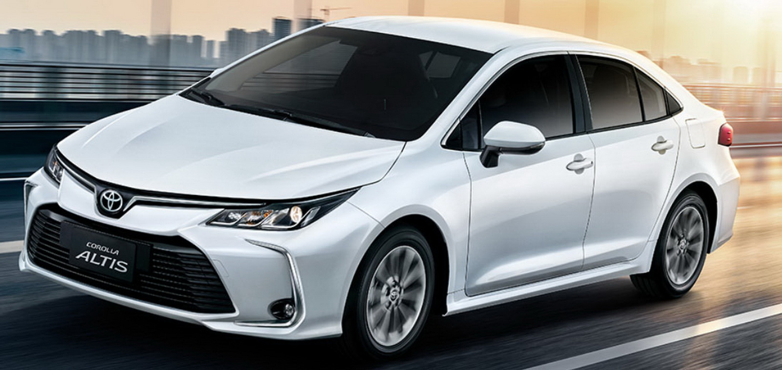 圖/國產車榜單Toyota雙雄表現搶眼,「神車」Corolla Altis全月銷量來到2,563輛。
