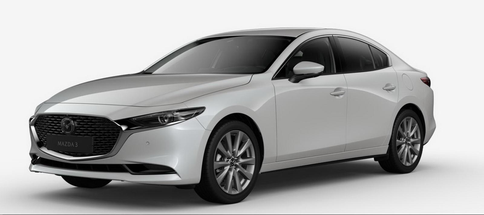 圖/本月一般進口車榜單,Mazda表現可圈可點,前4名就包辦3個席次,其中又以Mazda Mazda 3的516輛最為搶眼。